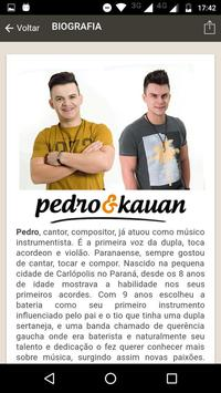 Pedro e Kauan apk screenshot
