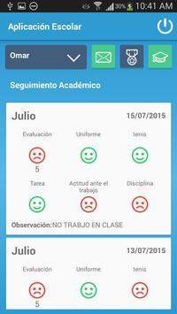 Colegio Novell screenshot 1