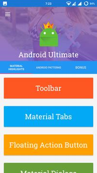 Ultimate Template for Android APK Download - Free Libraries & Demo ...