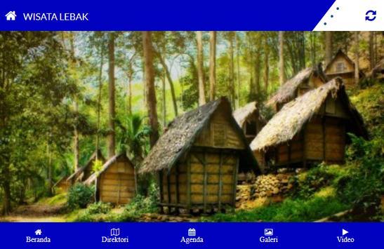 Lebak Unique screenshot 3
