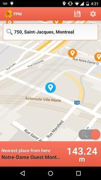 Free Parking Montreal screenshot 1
