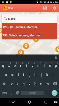 Free Parking Montreal screenshot 3