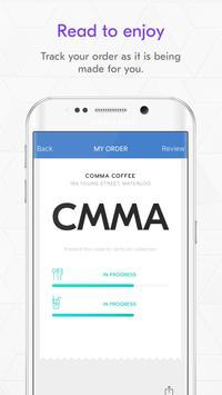 Comma Coffee screenshot 3