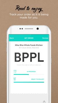Miss Bliss Whole Foods Kitchen apk screenshot