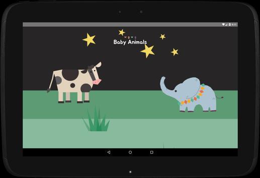 WagWag Baby Animals screenshot 8