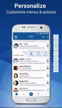 Blue Mail - Email & Calendar App apk screenshot