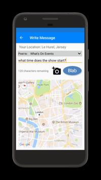 BLABR - Book hotels, shop, chat, find local places screenshot 7