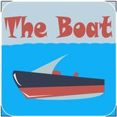 القارب المجنون - Crazy Boat icon