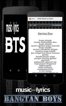 BTS Songs apk screenshot