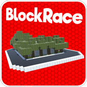 BlockRace - Race to the sky icon