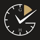 الساعة الذهبية icon