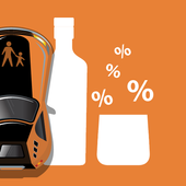 גורם אנושי - מחשבון אלכוהול icon