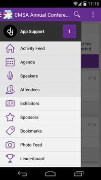 CMSA 2016 Annual Conference apk screenshot