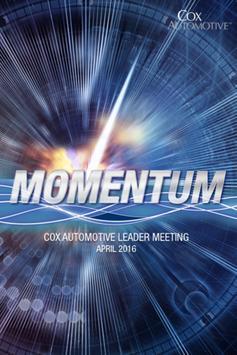 Cox Automotive CALM 2016 poster