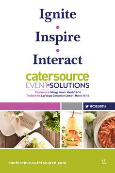 Catersource poster