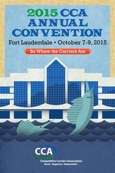 CCA Annual Convention 2015 poster