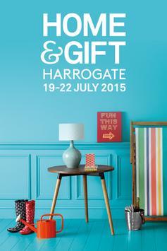 Home & Gift Harrogate poster