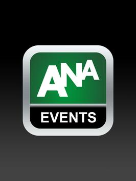 Events at ANA screenshot 1