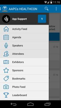 AAPC's HEALTHCON 2016 apk screenshot