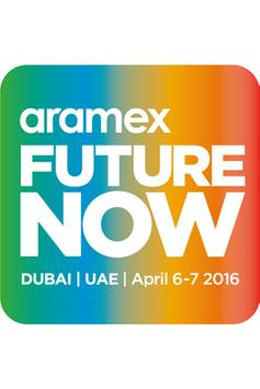 Aramex Future Now poster