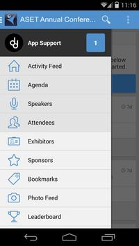 ASET Annual Conference apk screenshot