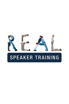 REAL 2017 Speaker Training poster