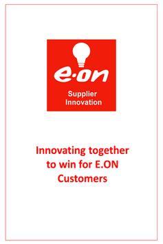 E.ON Supplier Innovation apk screenshot
