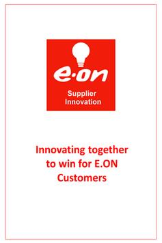 E.ON Supplier Innovation screenshot 1