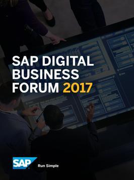 SAP Digital Business Forum screenshot 1