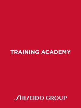 Shiseido Training Academy apk screenshot