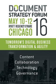 DOCUMENT Strategy Forum 2016 poster