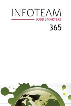 Infoteam 365 poster