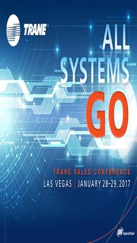 All Systems Go 2017 poster