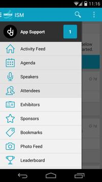 ISM2016 Annual Conference apk screenshot
