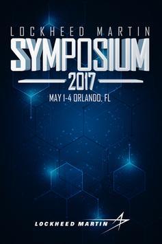 Lockheed Martin Symposium 2017 poster