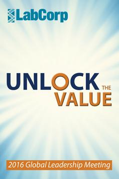 LabCorp Unlock the Value poster