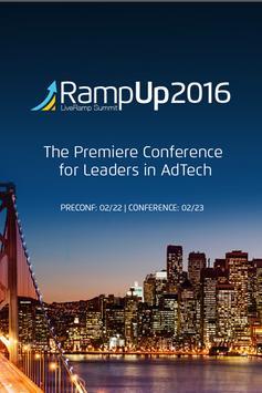 RampUp 2016 poster