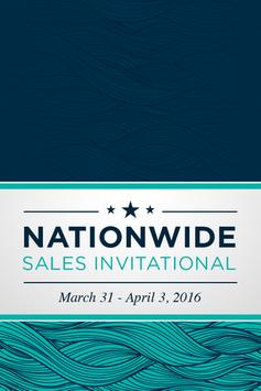2016 Sales Invitational poster