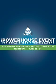 NAFCU 2015 Annual Conference poster
