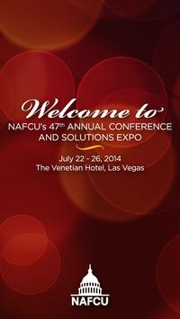NAFCU 2014 Annual Conference poster