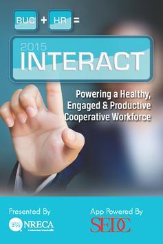 NRECA INTERACT 2015 poster