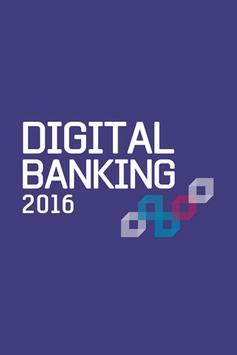 Digital Banking 2016 poster