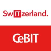 Switzerland CeBIT App icon