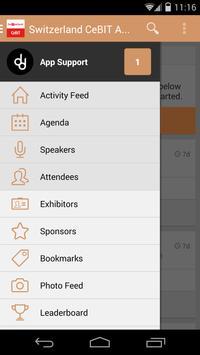 Switzerland CeBIT App screenshot 1