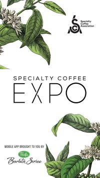 Specialty Coffee Expo poster