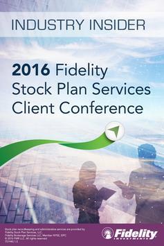 Stock Plan Summit 2018 poster