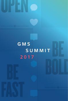 Facebook GMSS 2017 poster