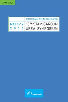 Stamicarbon Urea Symposium poster