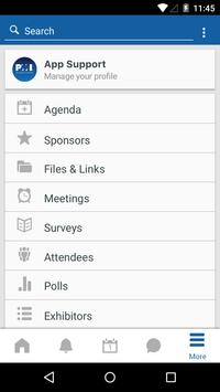 PMI InPerson Events apk screenshot