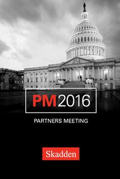 PM2016 poster